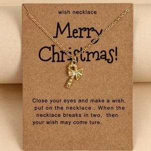 Jewelry - 🎄Candy Cane Necklace🎄